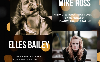 Mike Ross and Elles Bailey LIVE STREAM GIG