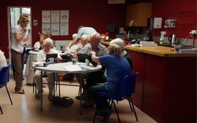 Silsden seniors learn new tech skills